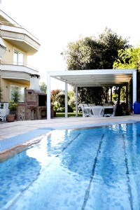 detached villa to rent Lido di Camaiore : detached villa  to rent  Lido di Camaiore