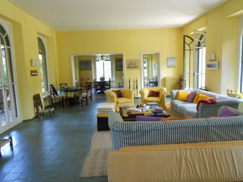 Focette, Villa with garden (8 Pax) 300 meters to the sea