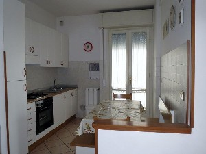 Lido di Camaiore, flat front of the sea (6 people) : apartment  to rent  Lido di Camaiore